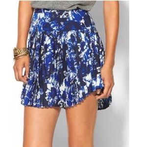 Piperlime Pleated Mini Skirt Size XS